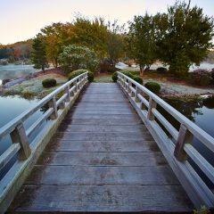 Lake House Bridge